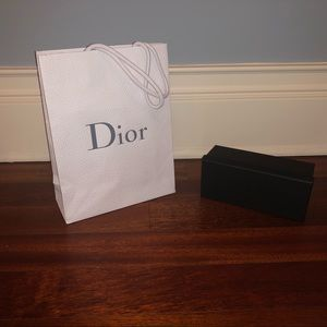 Luxury Shopping Bag and Jewelry Box